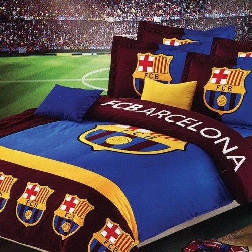 لحاف روتختی کارینا کد320 (مدل FC Barcelona)