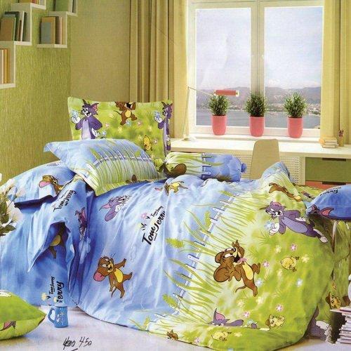 لحاف روتختی کارینا مدل تام و جری (Tom & Jerry)
