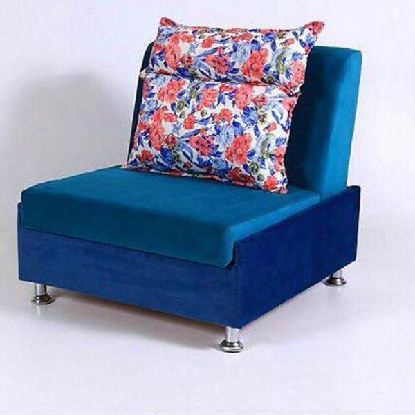 مبل تختخواب شو یک نفره مدل باران- خوابستان
