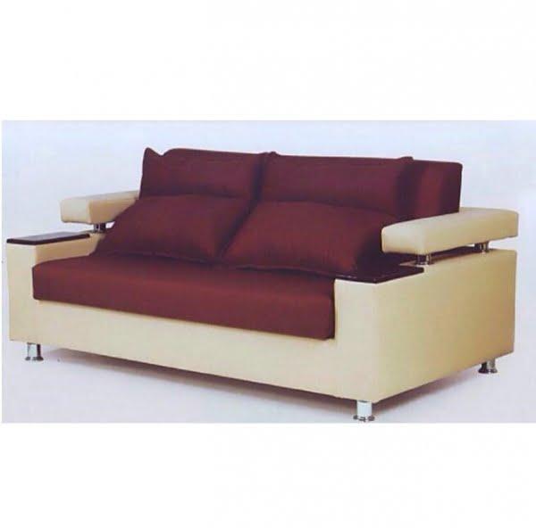 مبل تختخواب شو دو نفره دوقلو مدل كنسولي- خوابستان