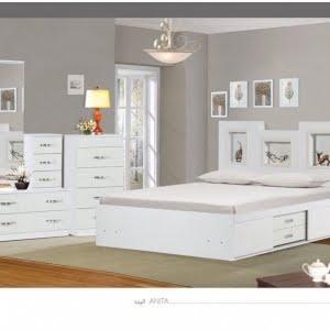 تخت و سرویس خواب مدل آنیتا- خوابستان