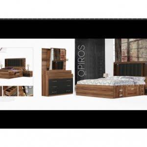 تخت و سرویس خواب مدل اپیروس- خوابستان